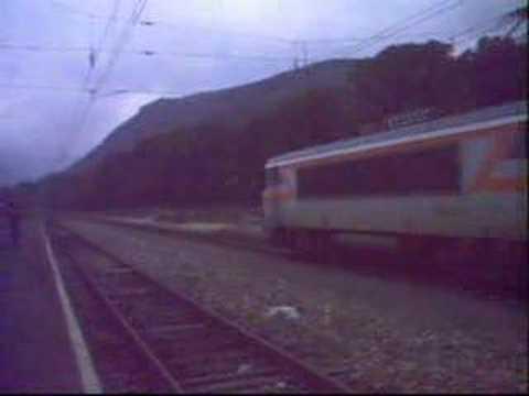 Trenes del sur de Francia (SNCF)