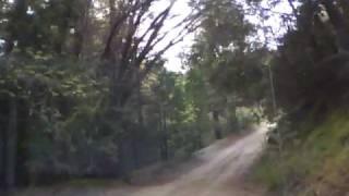My F250 - Taking San Jacinto Ridge Trail from Idylwild to Hemet