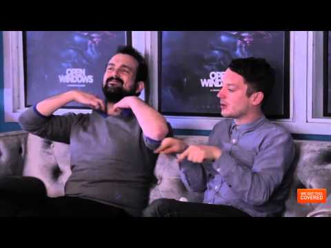 Open Windows Interview With Elijah Wood and Nacho Vigalondo [HD]