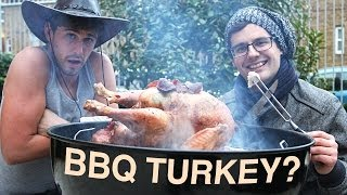 Can You Barbecue a Turkey?