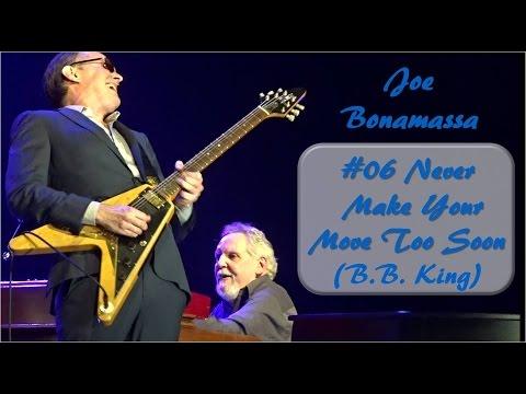 #06 Never Make Your Move Too Soon - Joe Bonamassa - Chemnitz 2016