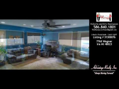 Home For Sale - 7768 Wagner, Ira, MI