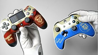 JUGGERNOG & QUICK REVIVE CONTROLLER! Unboxing PS4 & Xbox One Call of Duty Black Ops Zombies
