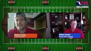 BTRU SPORTS SHOW (VSN): EPISODE 2 - QB Trainees SIGNING DAY RECAP, Casey St. John INTERVIEW