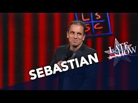 Sebastian Maniscalco Performs Standup