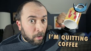 I'M QUITTING COFFEE | Wheezy Waiter