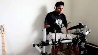 Aadat (Jal) - Drum Cover