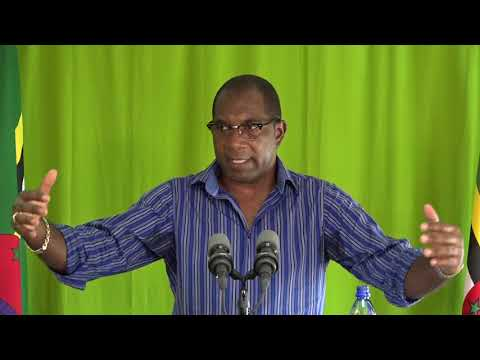 26th Sept. Press Brief: Jeffrey Baptiste - General Manager, Flow Dominica
