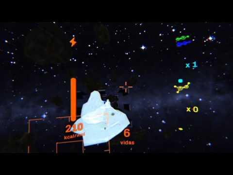 Cazadores Partículas Cósmicas - VR Oculus Game