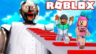 ESCAPE GRANNY OBBY IN ROBLOX