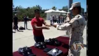 Inicia Servicio Militar Nacional