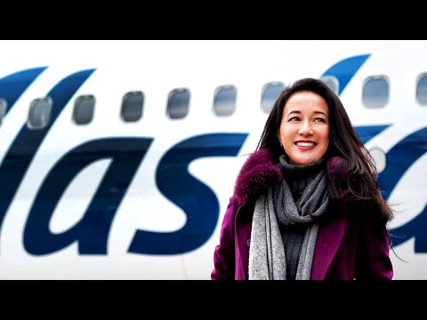 Seattle Fashion Designer Luly Yang on New Alaska Airlines Uniforms