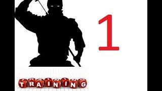 Ninja Training - Lesson 1
