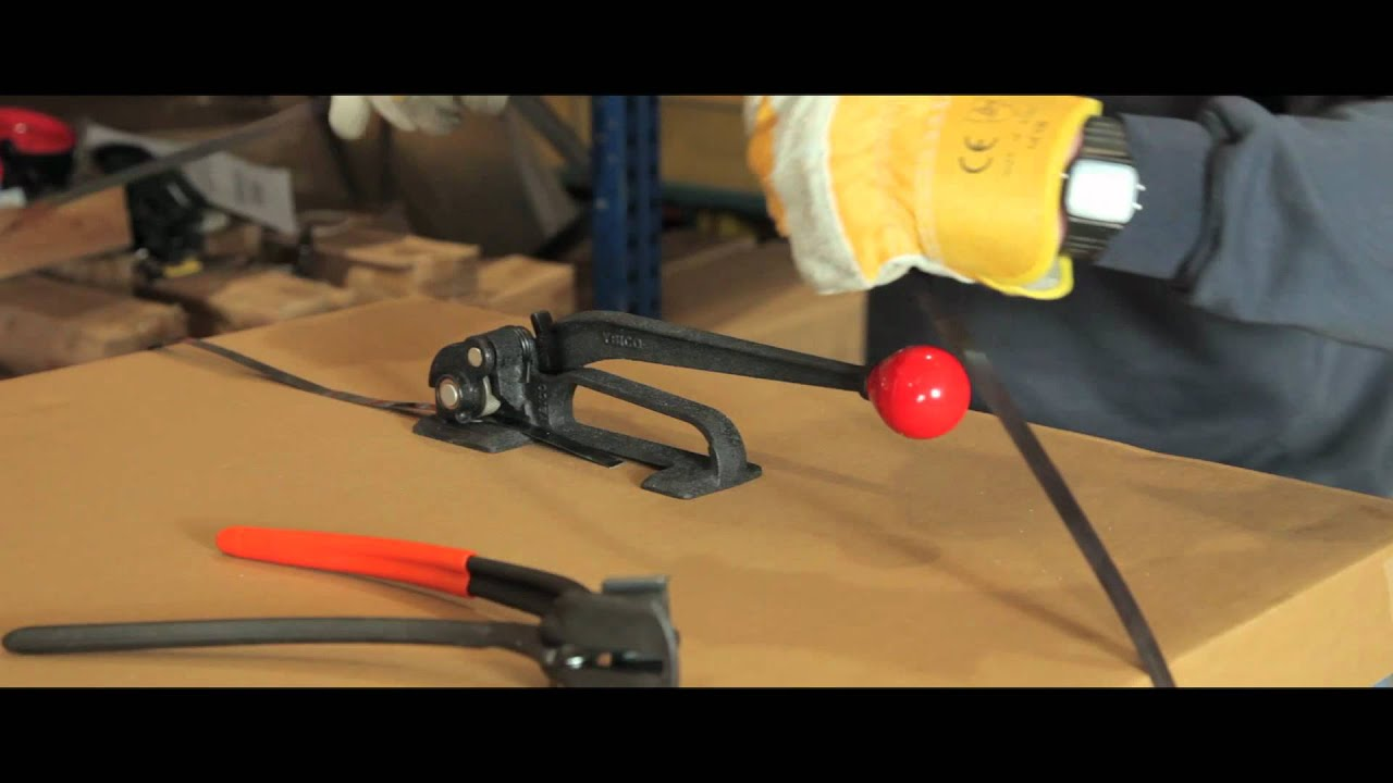 Steel Strapping Kit Warehouse Theworkplacedepot Youtube