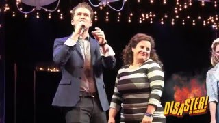 Disaster! Curtain Call: Original Hairspray cast sings