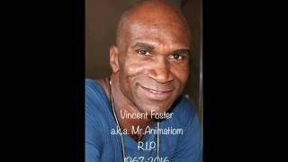 MR. ANIMATION REST IN PEACE.......