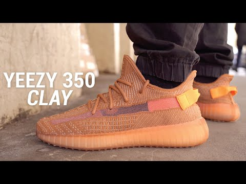 Adidas YEEZY Boost 350 V2 CLAY Review
