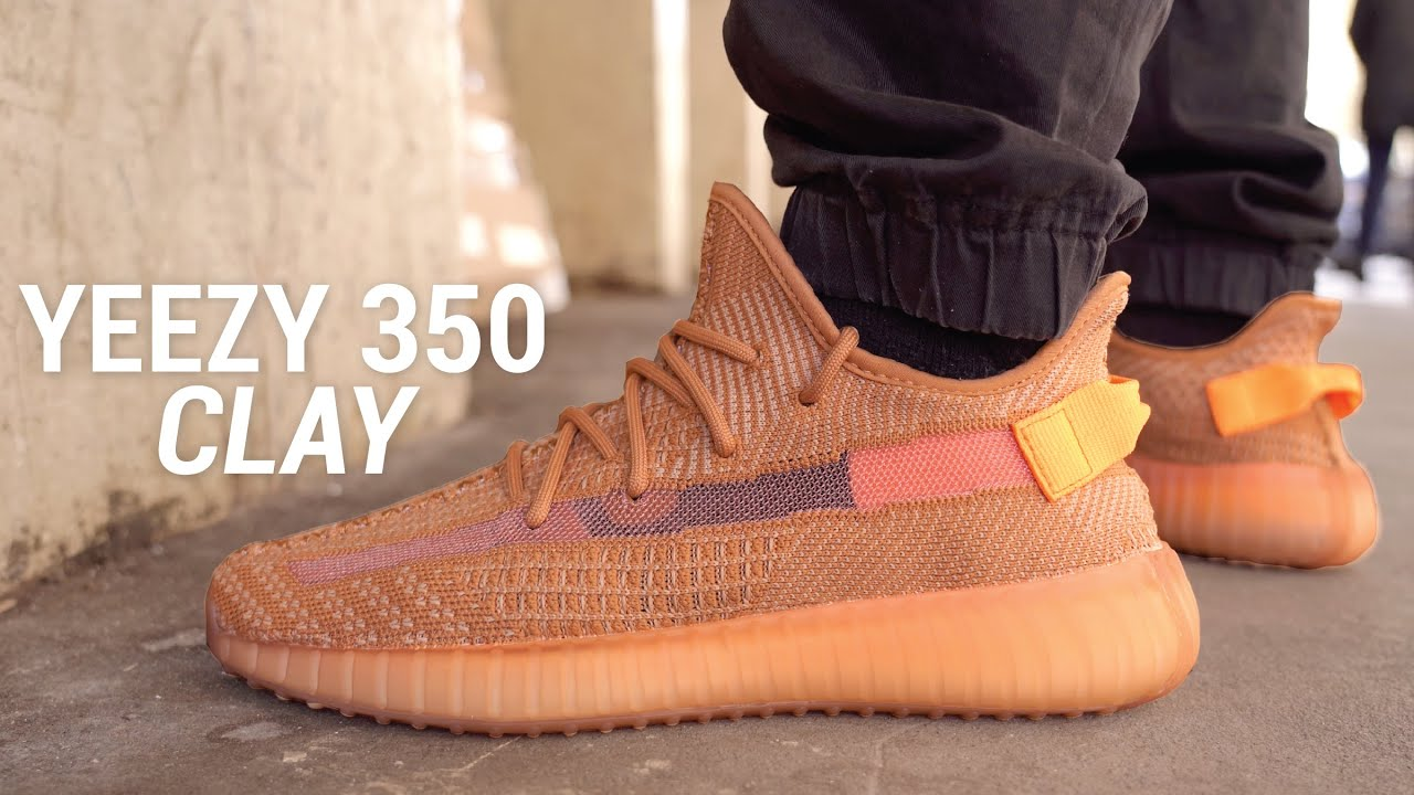separation shoes 6d955 5da38 Adidas YEEZY Boost 350 V2 CLAY Review & On Feet