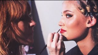 Behind the scenes - my first ever campaign shoot - full version - Charlotte Tilbury Thumbnail