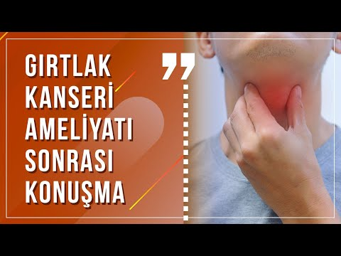 Esophageal Speech Technique After Laryngeal Cancer Surgery