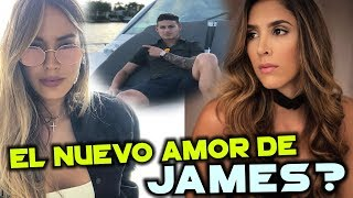 James Rodríguez Y Shannon De Lima Juntos - El Reemplazo De Daniela Ospina?