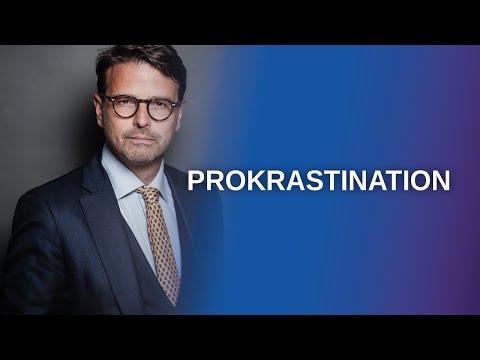 In kleinsten Schritten zum Ziel: Prokrastination überwinden (Raphael Bonelli)