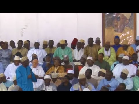 Gamou Diacksao 2020: En Direct De La Cérémonie Officielle