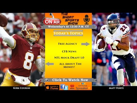 The Short Sports Show Ep. 146 | NFL Combine, Free Agency, Draft, Stanford, Peyton Manning DID WHAT?
