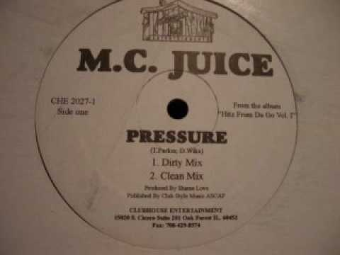 MC juice - Pressure