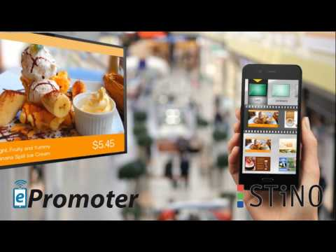 STiNO Digital Signage Promotion Video
