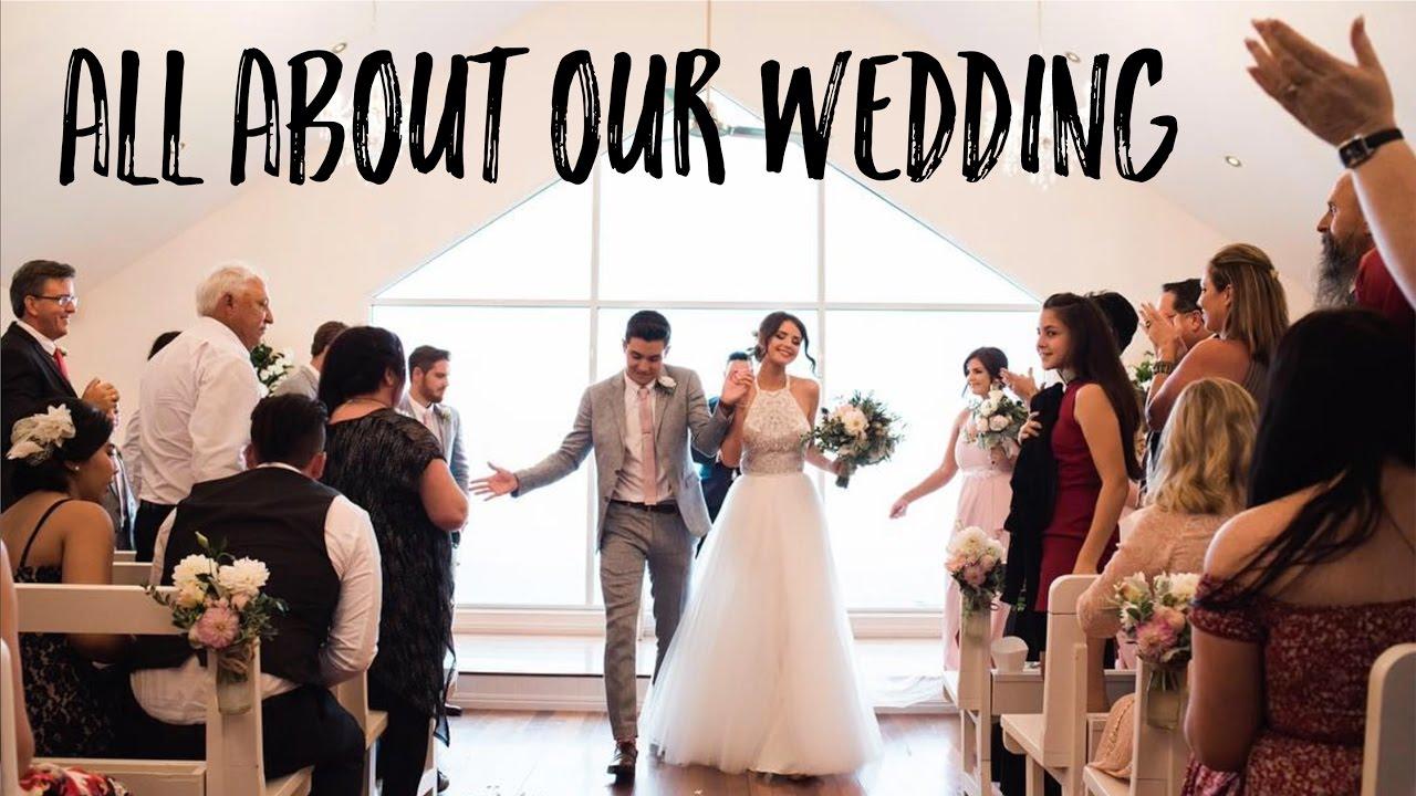 All about my wedding youtube junglespirit Choice Image