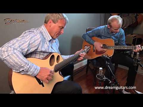 "Dream Guitars Performance - Loren and Mark - ""Jerry&39;s Breakdown"""