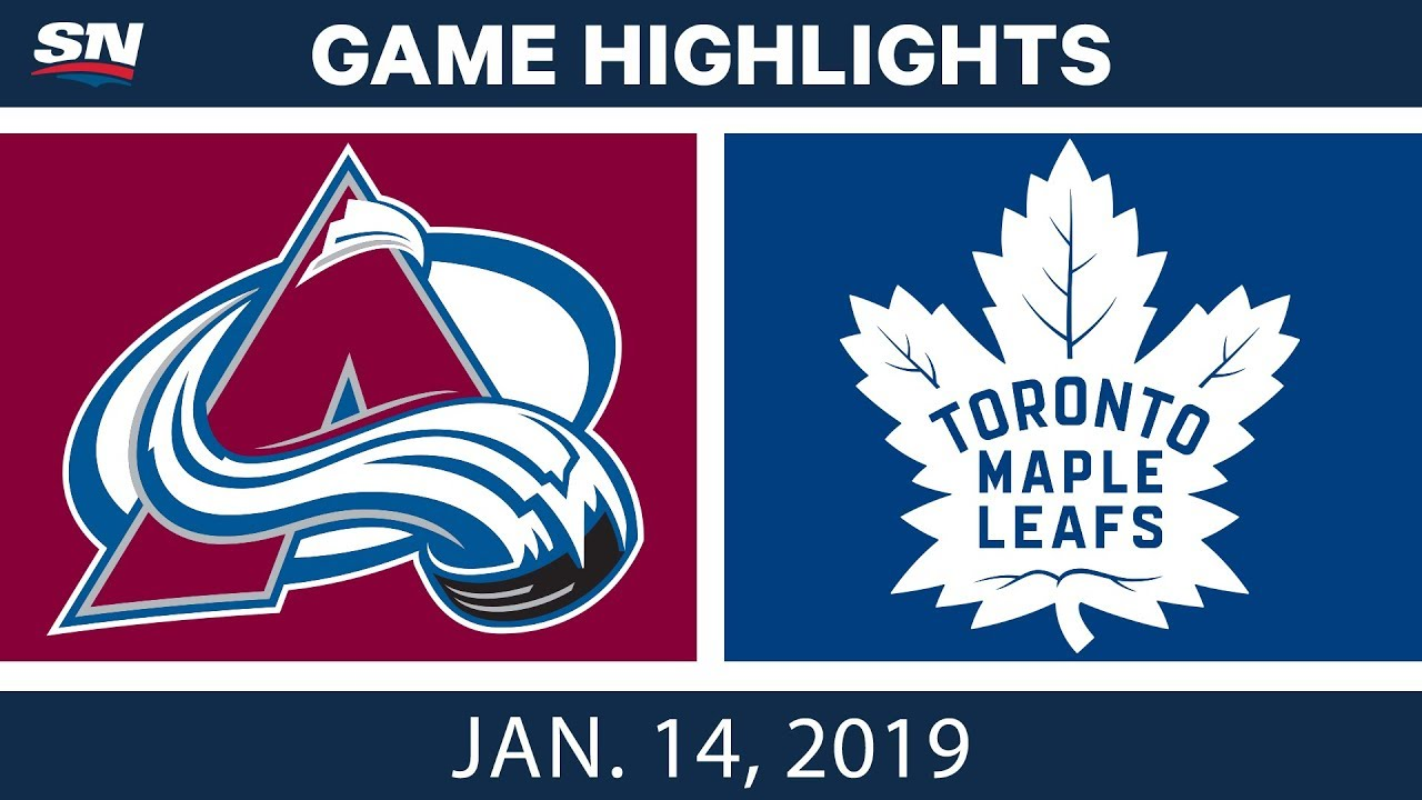 nhl-highlights-avalanche-vs-maple-leafs-jan-14-2019