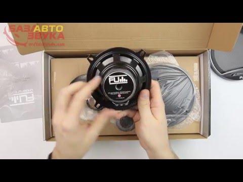 Автоакустика FLI Underground FU 5 Comp F1 Компонентная акустическая системаиз YouTube · Длительность: 3 мин43 с