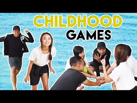 TSL Plays: Childhood Games From Primary School In Singapore
