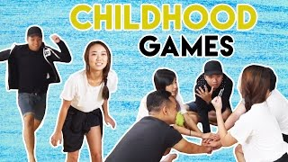 TSL Plays: Childhood Games From Primary School In Singapore | EP 15