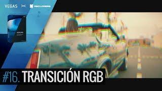 VEGAS PRO 14 #16 Efecto Transición RGB (Tutorial)