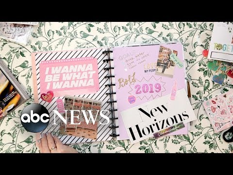 Willie Moore Jr. - WATCH! Set yourself up for success in 2019 with these unique vision boards