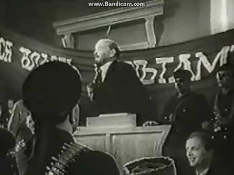 Vladimir Lenin Konuşmasından