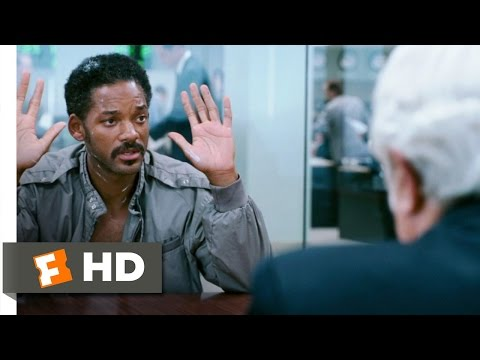 The Pursuit of Happyness 48 Movie CLIP  First Impression 2006 HD