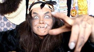 Баба-Яга на Halloween/ с Maria Way и другими блогерами!