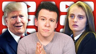 WOW! Donald Trump's Leaked Phone Calls and Michelle Carter Finally Sentenced...