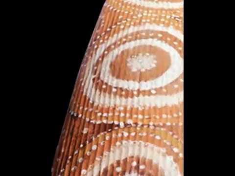 Aboriginal Arrernte Shield  by art tribal gallery.com