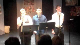 """Something More"" performed by Lindsay Morgan, Aaron J. Libby, and Brian Shaw"