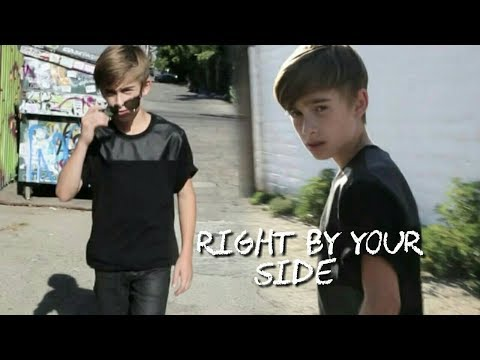 Johnny Orlando - Right By Your Side (official fanvideo)