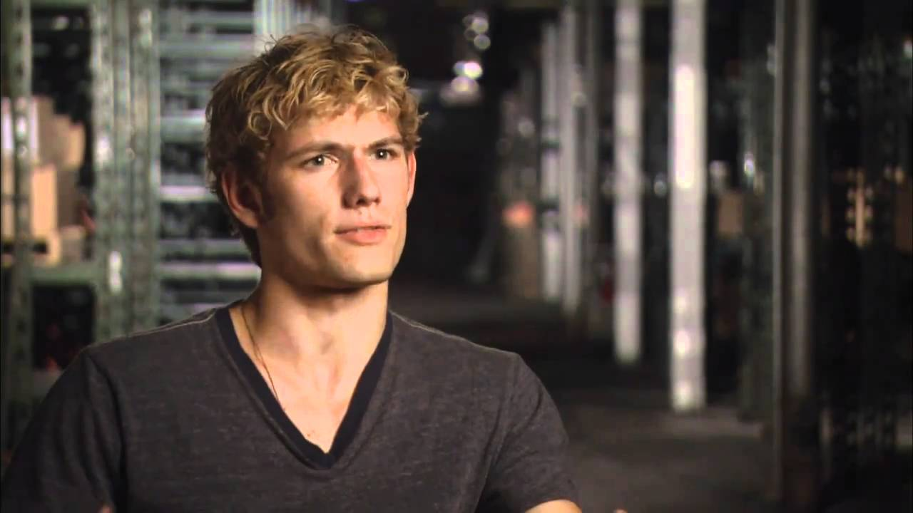 Alex Pettyfer  I Am Number Four Interview