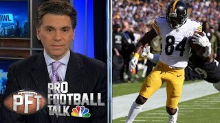 Relationship between Pittsburgh Steelers, Antonio Brown damaged | Pro Football Talk | NBC Sports