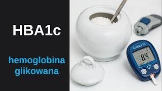 HbA1c - hemoglobina glikowana - retrospektywna ocena przestrzegania diety