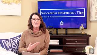 Successful Retirement Tips - Sequence of Returns Risk