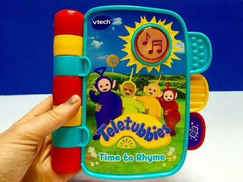 brand-new-vtech-teletubbies-talking-toy-book-opening!